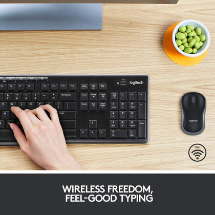 LOGITECH MK270 WIRELESS COMBO | Wireless Keyboard and Mouse