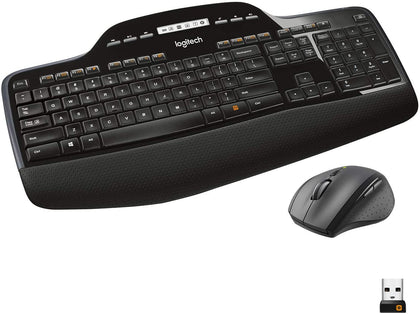 LOGITECH MK710 PERFORMANCE COMFORT WIRELESS COMBO | Wireless Keyboard and Mouse