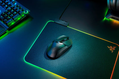 RAZER BASILISK X HYPERSPEED - RZ01-03150100-R3G1  | Mechanical Mouse Switches, Advanced 5G Optical Sensor, 6 Programmable Buttons, Onboard DPI Storage, Ultra Long Battery life, Ultra Fast Razer Hyperspeed Wireless Technology