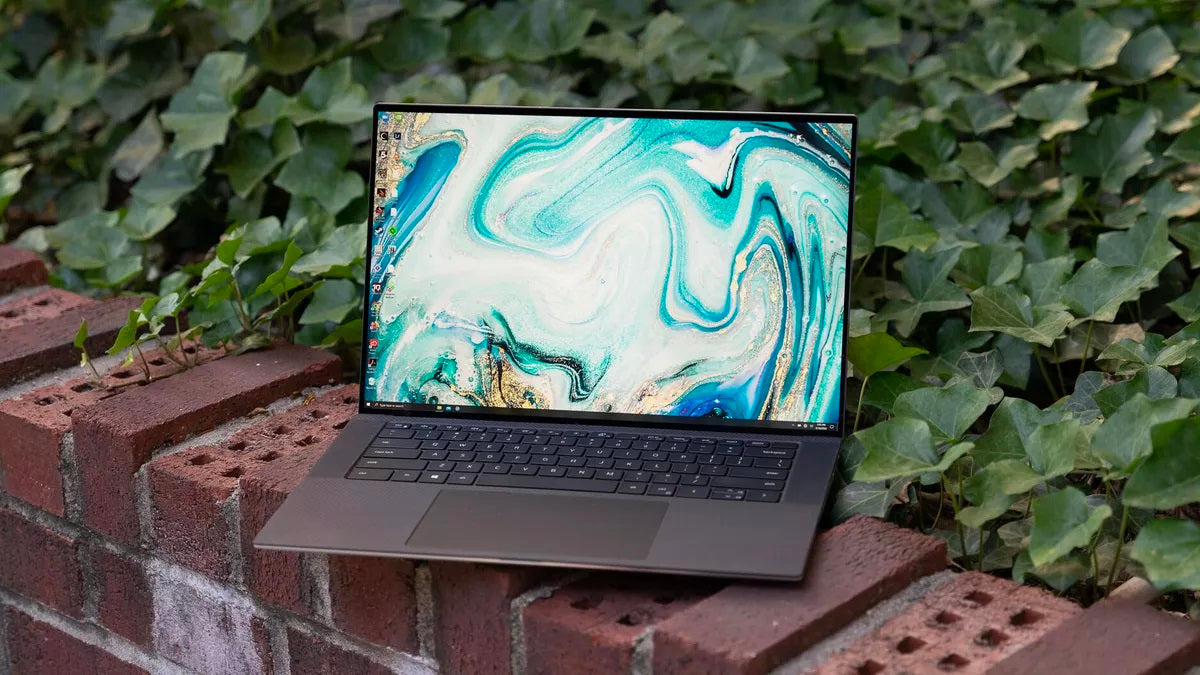 "DELL XPS 15-9500-1800 SLVC | Intel Core i7 10750H 2.60 Ghz, 32GB RAM, 1TB SSD, 15.6"" UHD Touch Screen, 4GB NVIDIA Geforce GTX 1650TI Graphics, Wireless, Bluetooth, Camera, Fingerprint, Windows 10 Home, Eng-Arab Keyboard, 1 Year DELL Warranty"