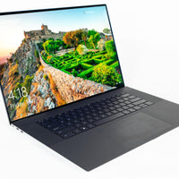 DELL XPS 17-9700-2500-SLVC | Intel Core i7 10875H 2.30Ghz, 32GB RAM, 1TB SSD, 17.0