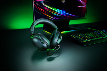 RAZER BLACKSHARK V2 X - RZ04-03240100-R3M1 | Multi-Platform Wired Esports Headset, Advanced Passive Noise Cancellation, Lightweight Design With Memory Foam Ear Cushions, 7.1 Surround Sound, Razer Triforce 50MM Drivers, Razer Hyperclear Cardioid MIC.