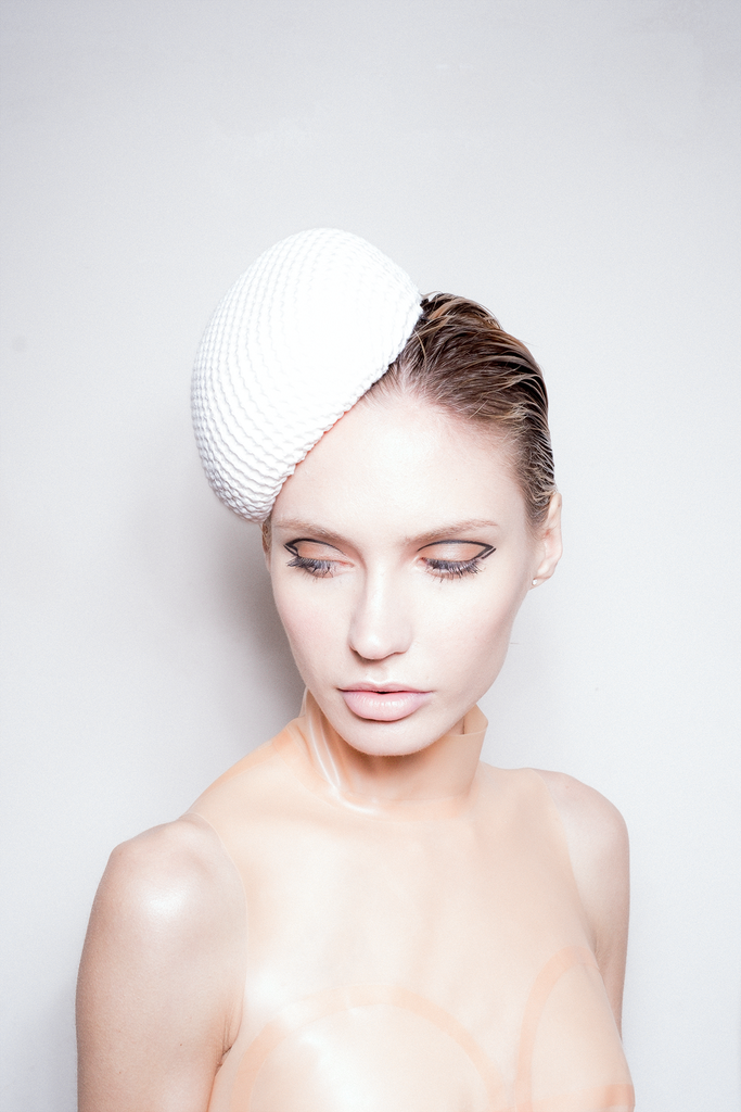 White Collection Hat 14