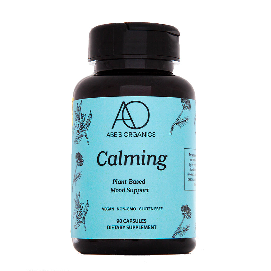 Calming Superfood Formula - Natural Sleep Aid