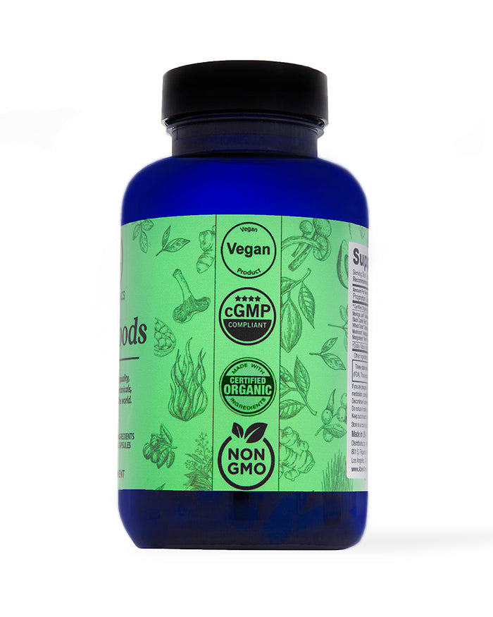Organic Superfood Capsules