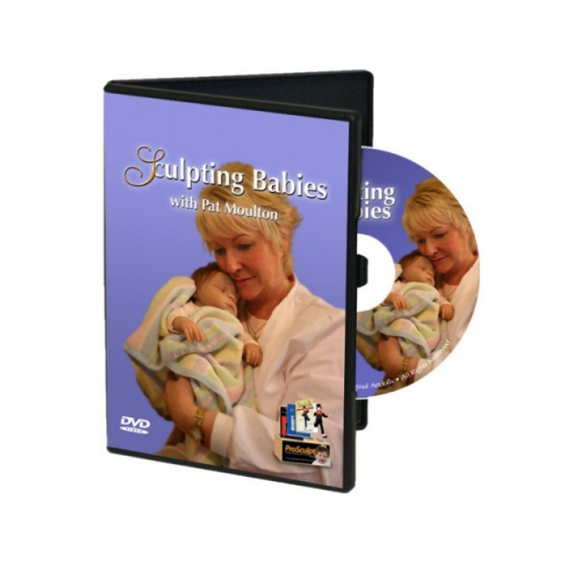 Sculpting with Pat Moulton DVD