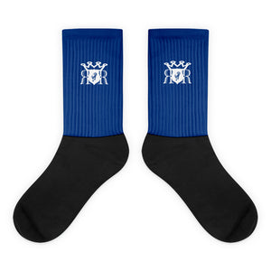 Ron Royal Socks Blue