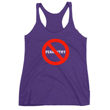 Load image into Gallery viewer, No Peasantry Women's Racerback Tank