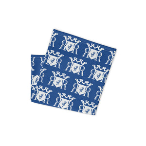 Ron Royal blue/white Neck gaiter