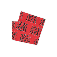 Load image into Gallery viewer, Ron Royal  Red/Black Neck gaiter