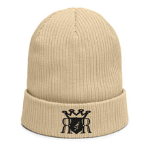 Load image into Gallery viewer, Royal Organic Ribbed Beanie