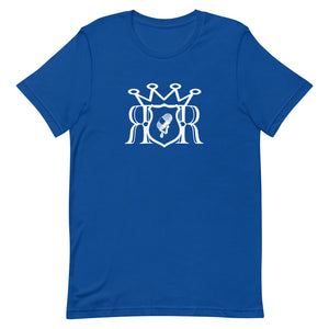 Ron Royal Emblem Short-Sleeve Unisex T-Shirt