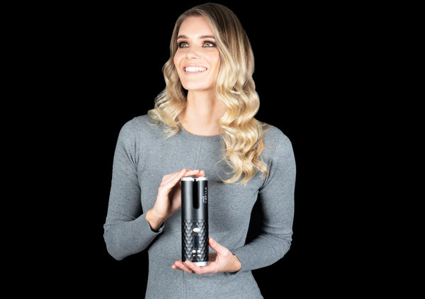 The rechargeable curling iron bloggers swear by