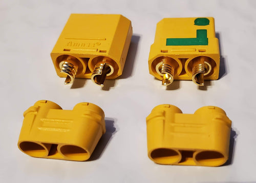 XT90 anti-spark connectors