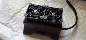 Loaded Dual fan Motor shroud - w/ONYX shroud