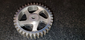 """D Bore"" MOD 1.5 Spur gear for x-maxx"