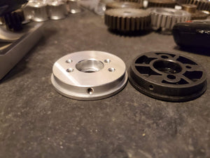Stock X-Maxx motor End Plate