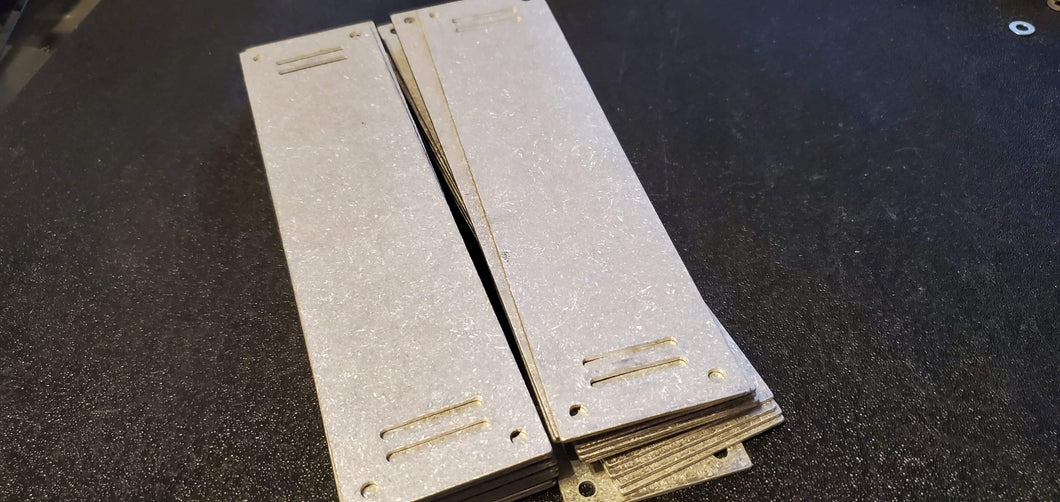Clearance - raw battery trays