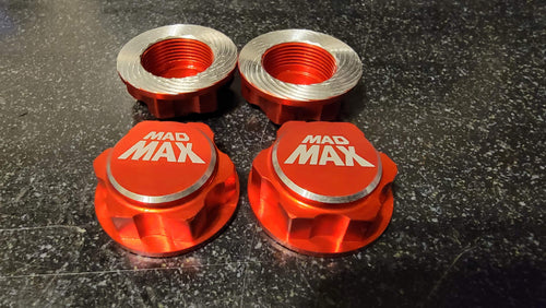 Arrma Kraton/Outcast 8s wheel nuts