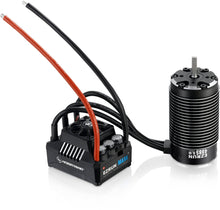 Load image into Gallery viewer, Hobbywing Max6 esc/4985 1650kv motor combo