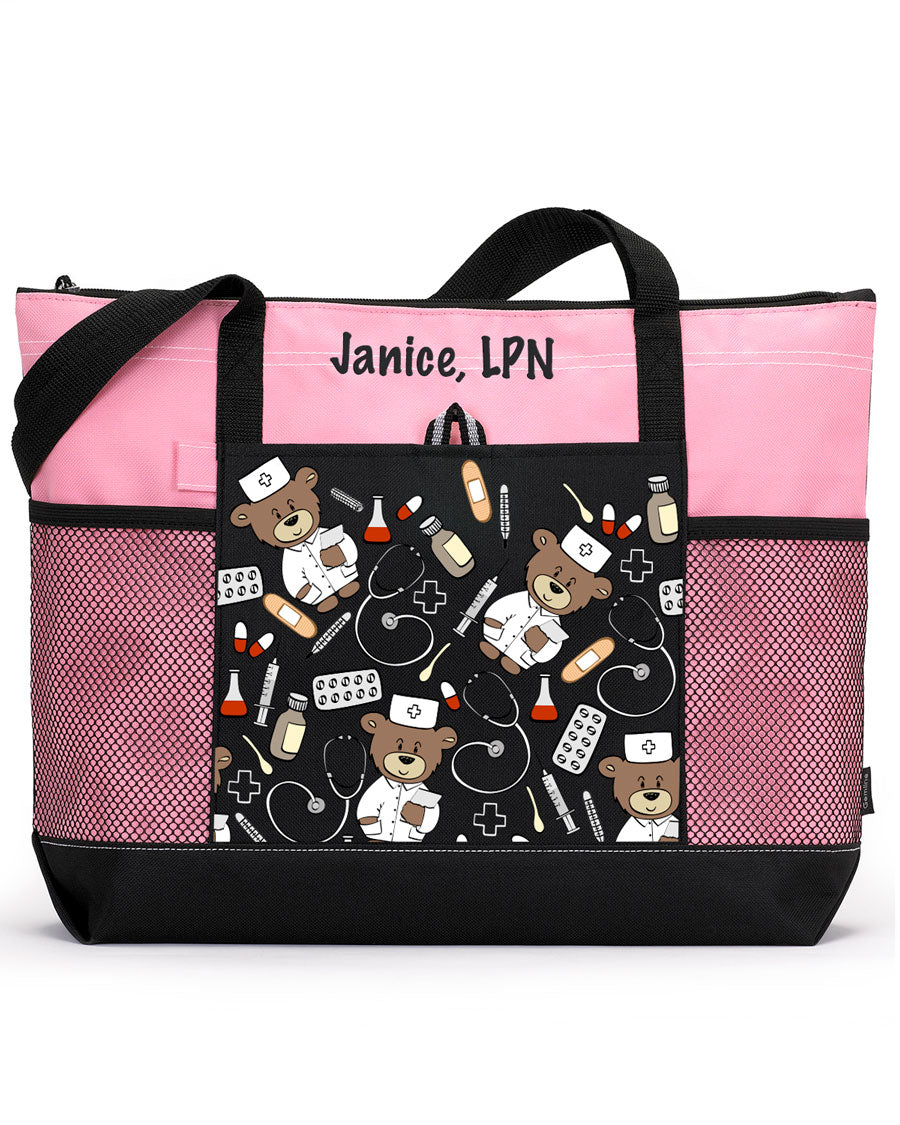 Nursing Tote Bag
