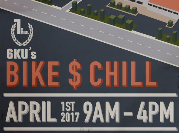 6KU's 1st Annual Bikes & Chill Event