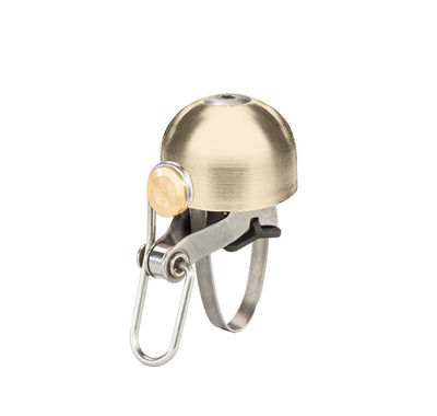 6KU Bikes Classic Brass Bicycle Bell Gold / Default - 1