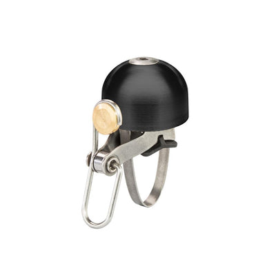 6KU Bikes Classic Brass Bicycle Bell Black / Default - 2