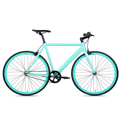 6KU Urban Track Celeste Wheelset Color Collection Bundle
