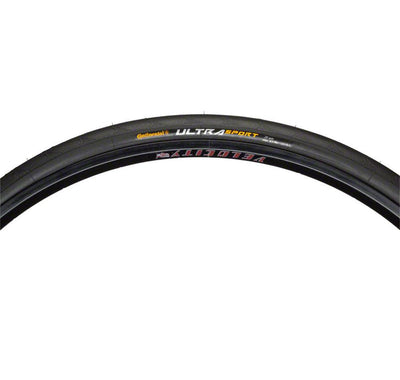 Continental Ultra Sport II Tire, Steel Bead