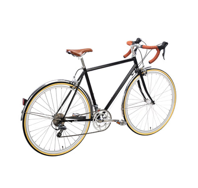 6KU Troy 16-Speed Classic Road Bike 58cm Large