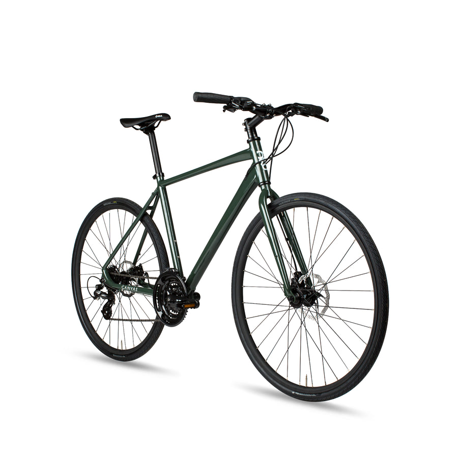 6KU Canvas Disc Hybrid Bike