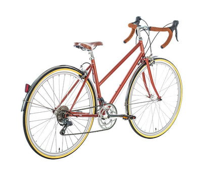 6KU Helen 16-Speed Step-Thru Classic Road Bike