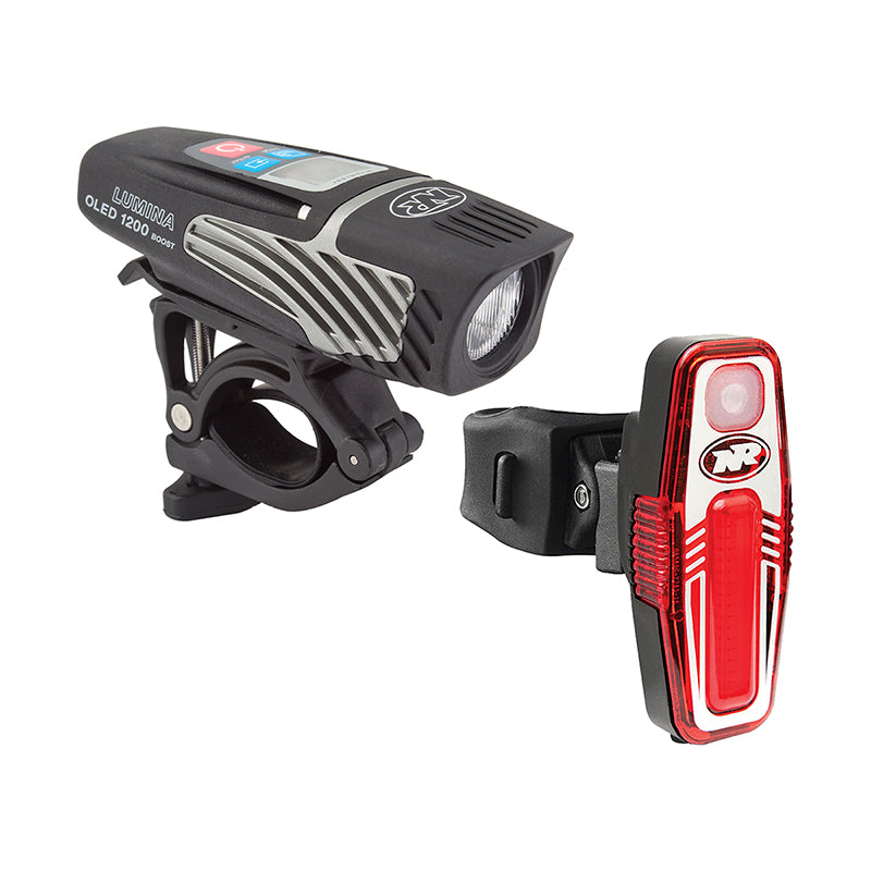 Niteride Lumina 1000 Boost / Sabre 80 Combo Lights
