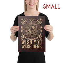 Load image into Gallery viewer, Pink Floyd - Wish You Were Here - Canvas