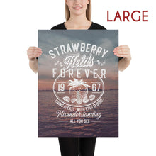 Load image into Gallery viewer, The Beatles - Strawberry Fields Forever - Large Canvas 2