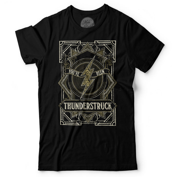 AC/DC - Thunderstruck - Men's T-shirt