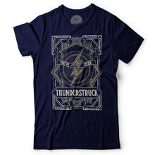Load image into Gallery viewer, AC/DC - Thunderstruck - Men's T-Shirt Navy Blue