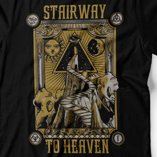 Load image into Gallery viewer, Led Zeppelin - Stairway To Heaven - Men's T-Shirt Detail