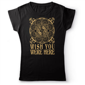 Pink Floyd - Wish You Were Here - Women's t-shirt Black 2