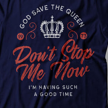 Load image into Gallery viewer, Queen - Don't Stop Me Now - Women's T-Shirt Detail