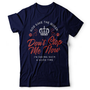 Queen - Don't Stop Me Now - Men's T-Shirt