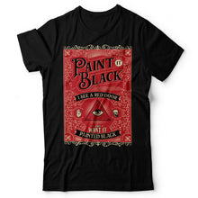 Load image into Gallery viewer, The Rolling Stones - Paint It, Black! - Men's T-Shirt Black
