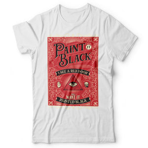 The Rolling Stones - Paint It, Black! - Men's T-Shirt