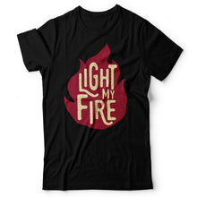 Load image into Gallery viewer, The Doors - Light My Fire - Men's T-Shirt Black