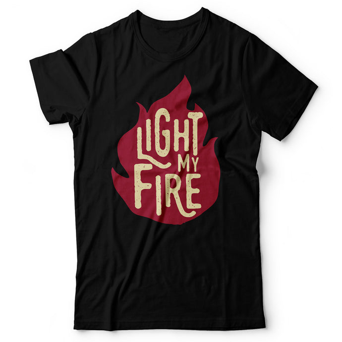 The Doors - Light My Fire - Men's T-Shirt