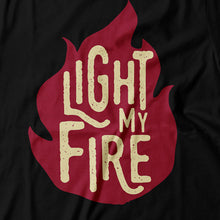Load image into Gallery viewer, The Doors - Light My Fire - Women's T-Shirt Detail