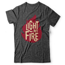 Load image into Gallery viewer, The Doors - Light My Fire - Men's T-Shirt Gray