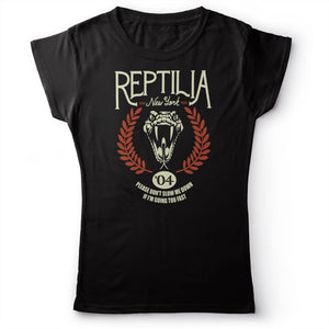 The Strokes - Reptilia - Women's T-Shirt Black 2