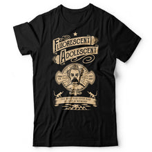 Load image into Gallery viewer, Arctic Monkeys - Fluorescent Adolescent - Men's T-Shirt Black